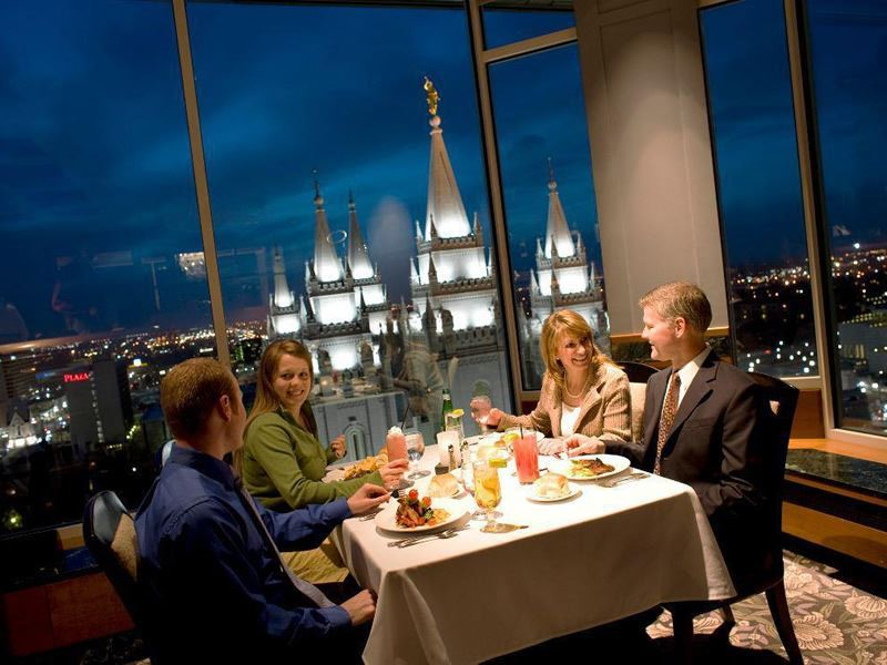 the roof restaurant salt lake city