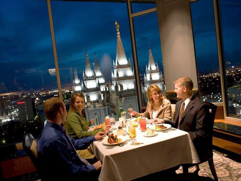 the roof restaurant salt lake city