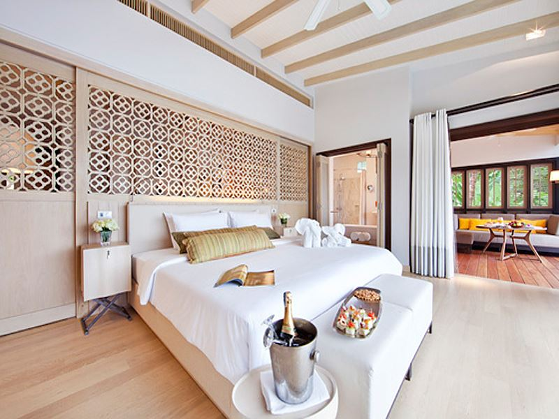 the shore at katathani two bedroom pool villa