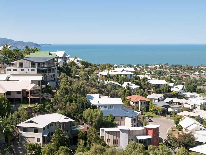 townsville sea view