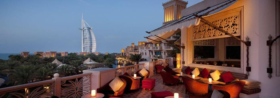 Luxury holidays at Madinat Jumeirah, Dubai