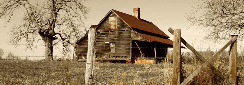 Farmhouse in Georgia