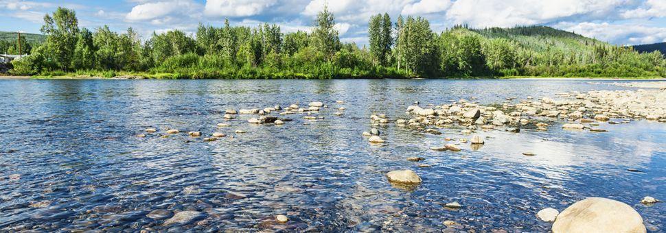 Klondike River, Yukon