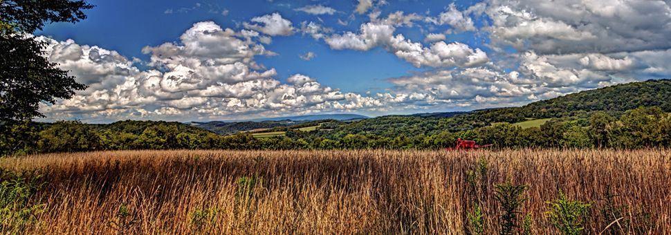 Mountain River, Pennsylvania
